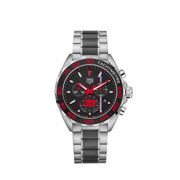 TAG Heuer Formula 1 Quartz Black Ceramic Watch