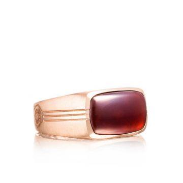 Tacori 18k Rose Gold Legend East-West Ring