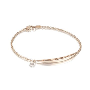 Tacori 18k Rose Gold The Ivy Lane Women's Bracelet