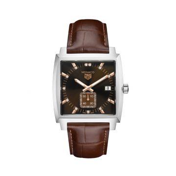 TAG Heuer Monaco Quartz Steel 37mm Watch