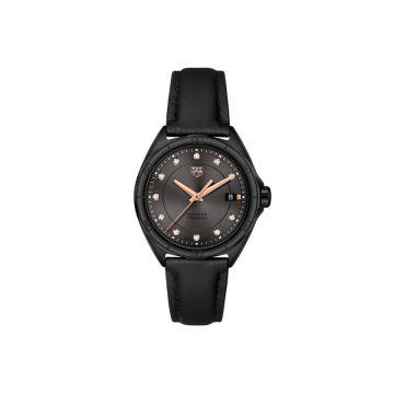 TAG Heuer Formula 1 Quartz Black Steel 35mm Women's Watch