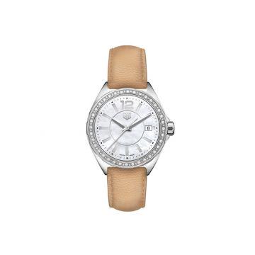 TAG Heuer Formula 1 Quartz Steel 35mm Women's Watch