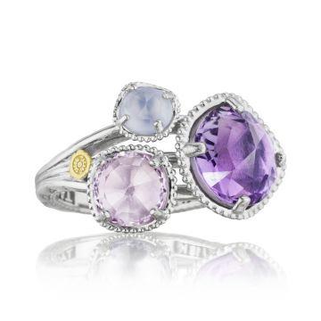 Tacori Budding Brilliance Ring featuring Assorted Gemstones