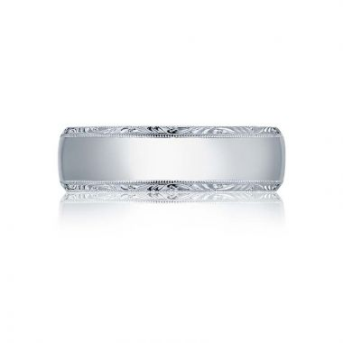 Tacori Platinum Simply Tacori Classic Wedding Band