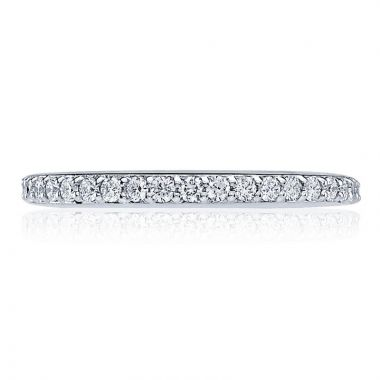 Tacori Platinum Dantela Eternity Diamond Women's Wedding Band