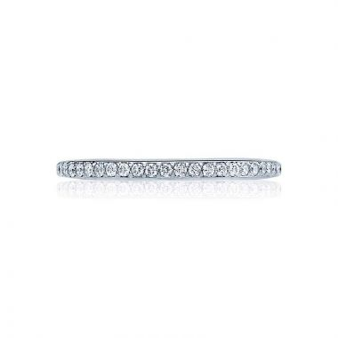 Tacori Platinum Dantela Eternity Wedding Band