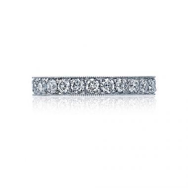 Tacori Platinum 1.35ct Diamond Wedding Band