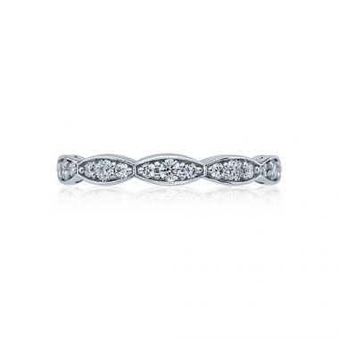 Tacori Platinum 0.60ct Diamond Wedding Band
