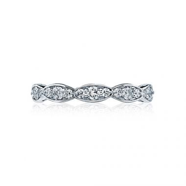 Tacori Platinum 0.90ct Diamond Wedding Band