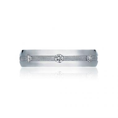 Tacori Platinum .45ct Diamond Wedding Band