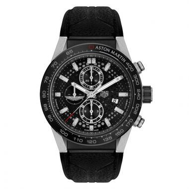 TAG Heuer Carrera Calibre Heuer 01 Automatic Steel 45mm Watch