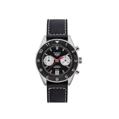 TAG Heuer Autavia Calibre Heuer 02 Automatic Steel 42mm Watch