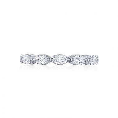 Tacori Platinum RoyalT Diamond Wedding Band