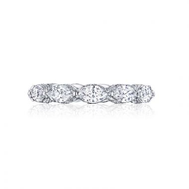 Tacori Platinum RoyalT Diamond Wedding Band