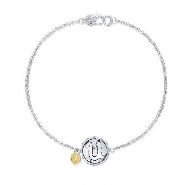 Tacori Sterling Silver Love Letters Women's Bracelet
