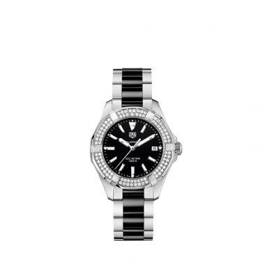TAG Heuer Aquaracer Quartz Steel 35mm Women's Watch