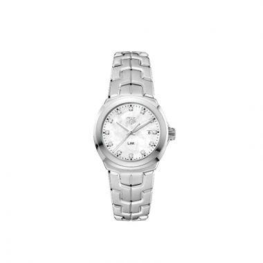 TAG Heuer Link Quartz Steel 32mm Women's Watch