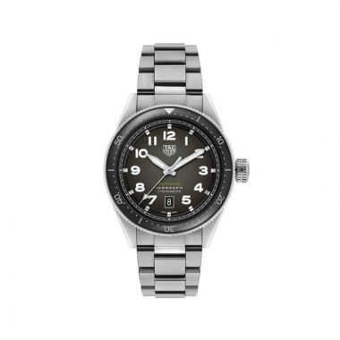 TAG Heuer Autavia Isograph Automatic Steel 42mm Watch