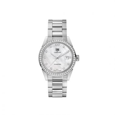 TAG Heuer Carrera Quartz Steel 36mm Women's Watch