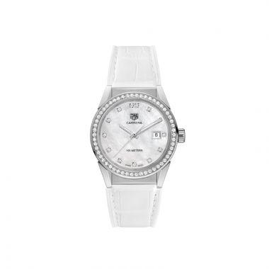 TAG Heuer Carrera Quartz Steel 36mm Women's Watch