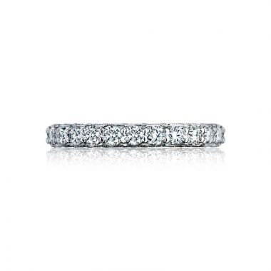 Tacori Platinum RoyalT Anniversary Wedding Band