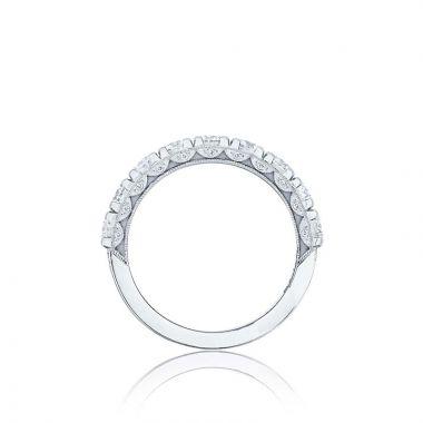 Tacori Platinum Adoration Anniversary Wedding Band