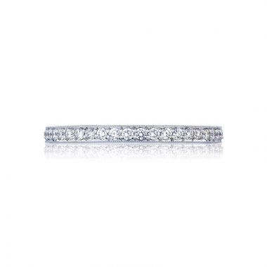 Tacori Platinum RoyalT Eternity Wedding Band
